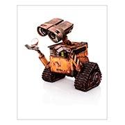 Хардпостер (на твёрдой основе) Wall-E